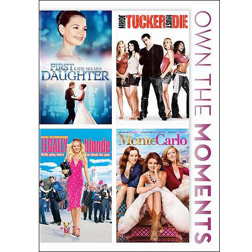 First Daughter / John Tucker Must Die / Legally Blonde / Monte Carlo (Widescreen)