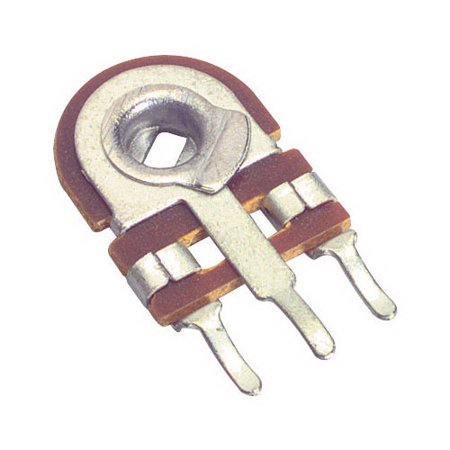 - 500 Ohm Mini Trim Potentiometer