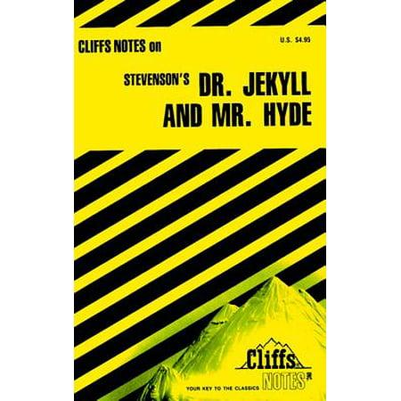 CliffsNotes on Stevenson's Dr. Jekyll and Mr.