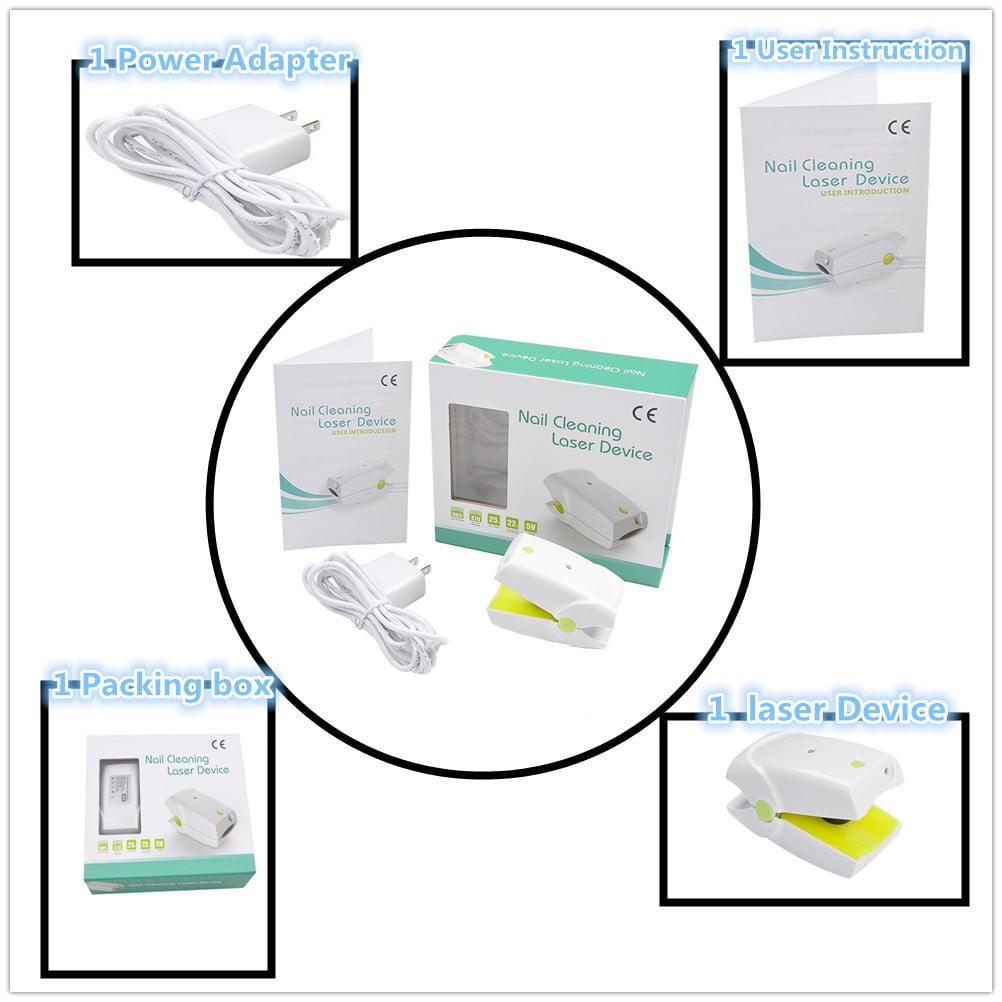 Nail Cleaning Laser Device,Toenail Fungus Treatment Revolutionary ...