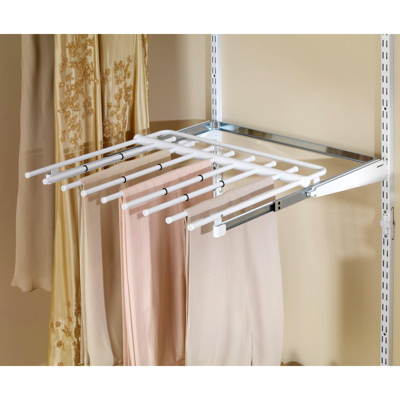 Rubbermaid Configurations Add On Sliding Basket   Titanium   Walmart.com