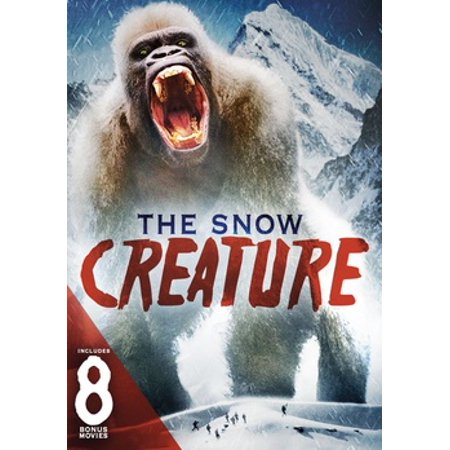 - Snow Creature Collection (DVD)