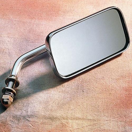 Drag Specialties Rectangle Mirror
