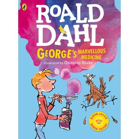 George's Marvellous Medicine (Colour Edition and
