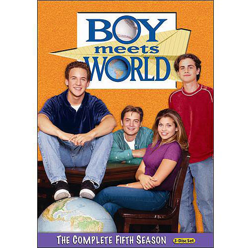 Boy Meets World: The Complete Fifth Season by LIONS GATE ENTERTAINMENT CORP