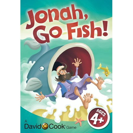 Jumbo Card Games: Jonah, Go Fish! (Other)