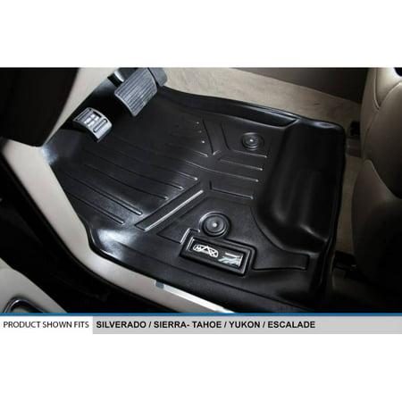 Maxliner 2015 2017 Cadillac Escalade Maxtray Cargo Liner Floor Mat Black A0136 B0163 C0153 D0153