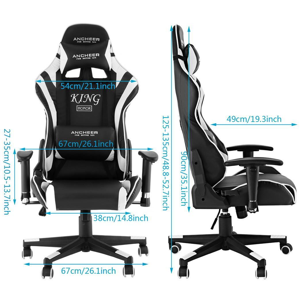 Modern Office Swivel Chair Computer Chair Adjustable Exec...