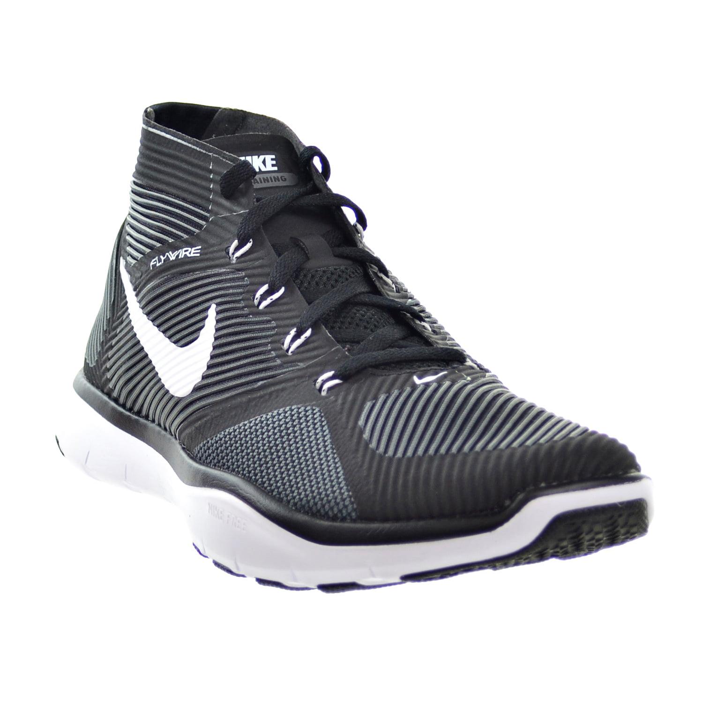 Nike Free Train Instinct Men's Shoes Black/White/Dark Grey 833274-010