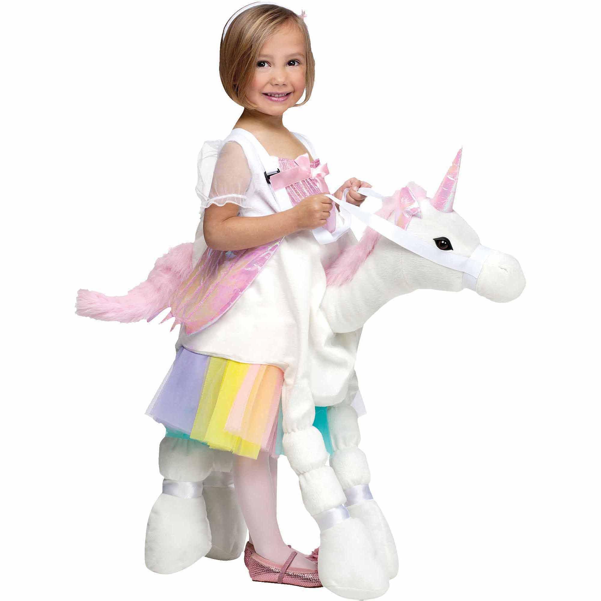 Ride-A-Unicorn Child Halloween Costume