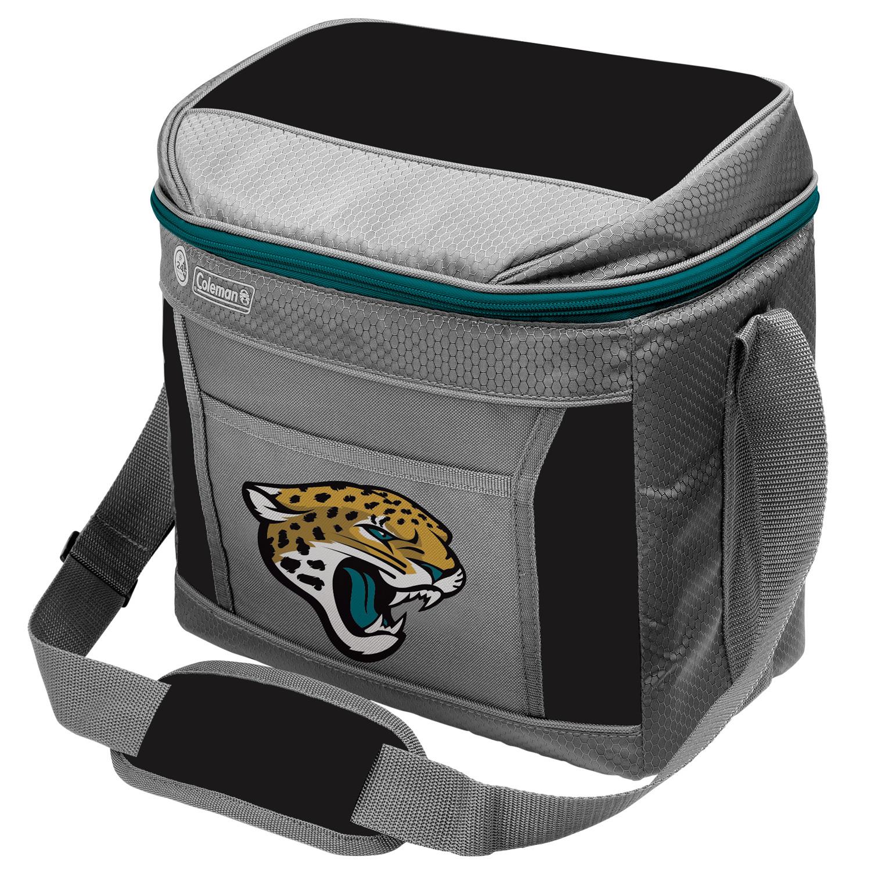 Jacksonville Jaguars Coleman 16-Can 24-Hour Soft-Sided Cooler - No Size