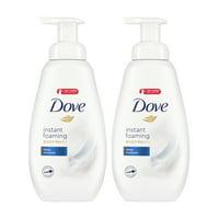 Dove Shower Foam Deep Moisture 13.5 oz, 2 count
