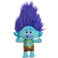 Trolls World Tour 8 Inch Small Plush Branch