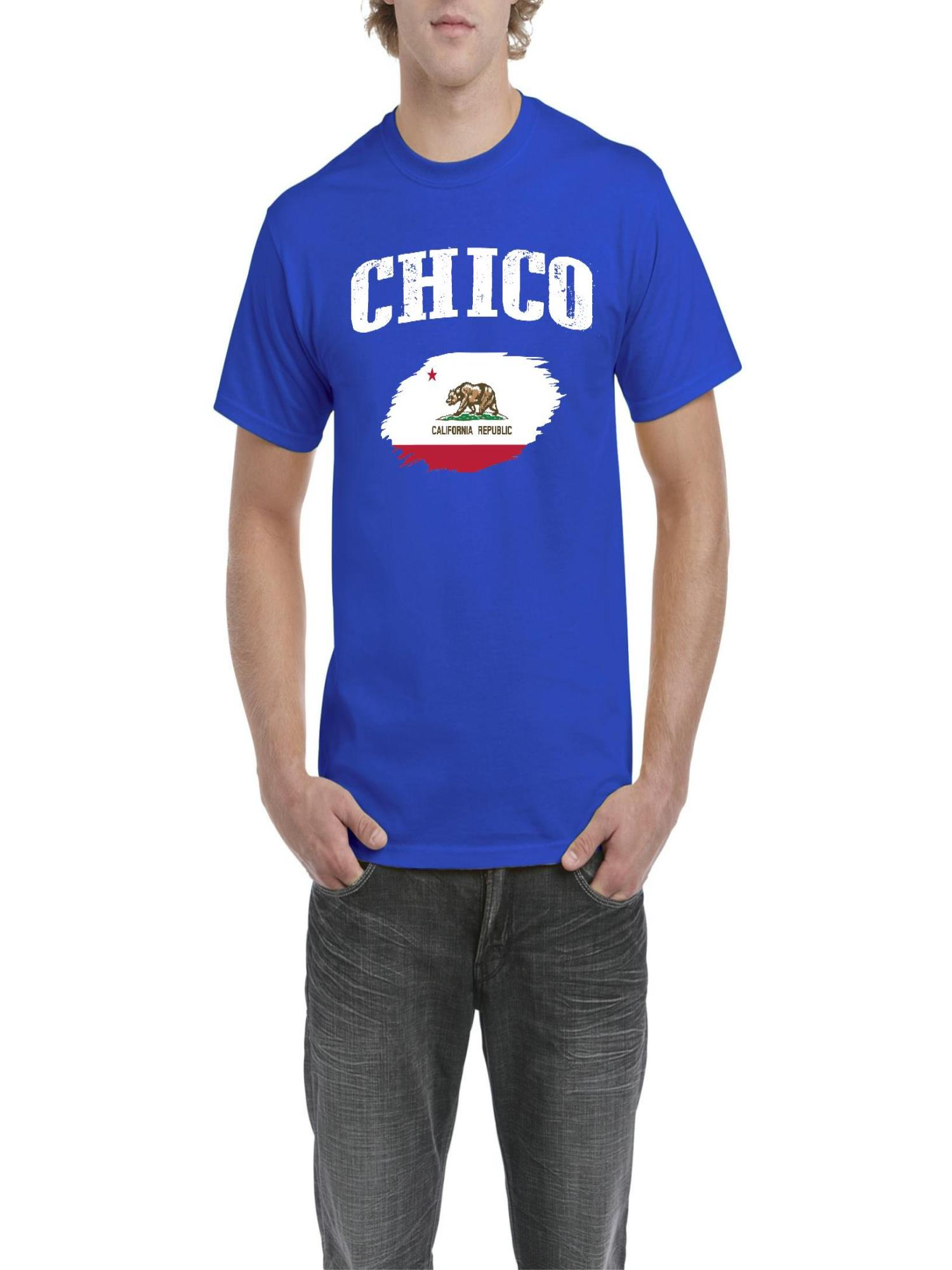 Chico California Men Shirts T Shirt Tee Walmart
