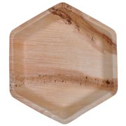 """9"""" Hexagon Plate 