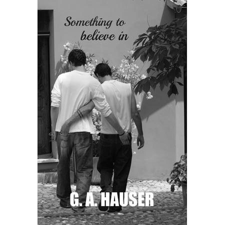 Something to Believe in - eBook