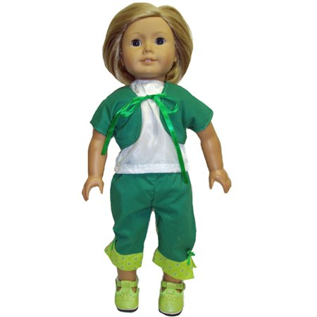18 Inch Doll Clothes Three (3) Piece Pants Outfit - ON