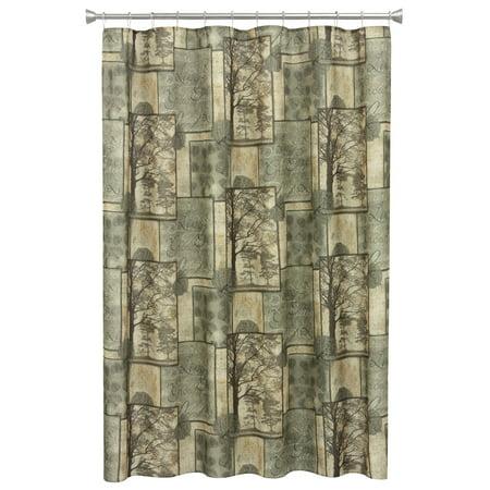 Bacova Guild Natures Elements Shower Curtain - Walmart.com