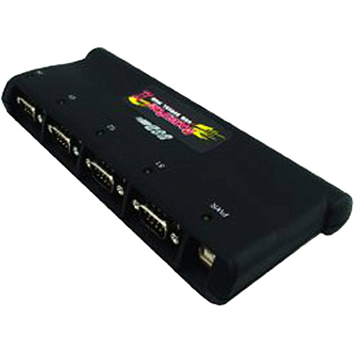 Comtrol 98295-1 RocketPort USB Serial Hub II 4-Port RoHS