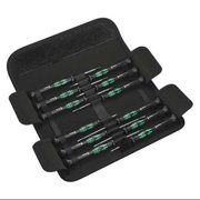 Wera Precision Screwdriver Set, Steel, 05073675001