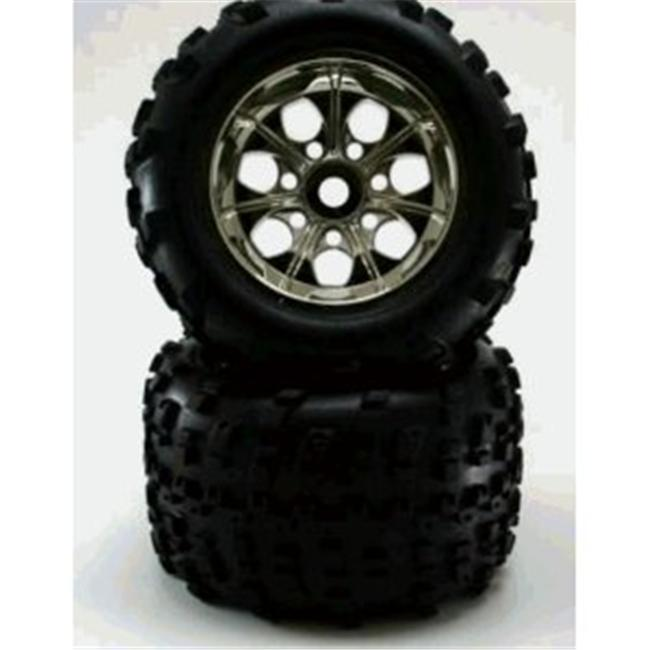 Redcat Racing 89105 WHite Wheels and Tires