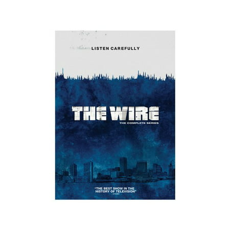 The Wire: Complete Series (DVD)
