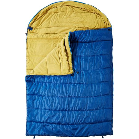 1ae7a6de7508 KHOMO GEAR - 3 Season - Double Sleeping Bag for Hiking Camping & Outdoor  Activities - Compression Bag Included