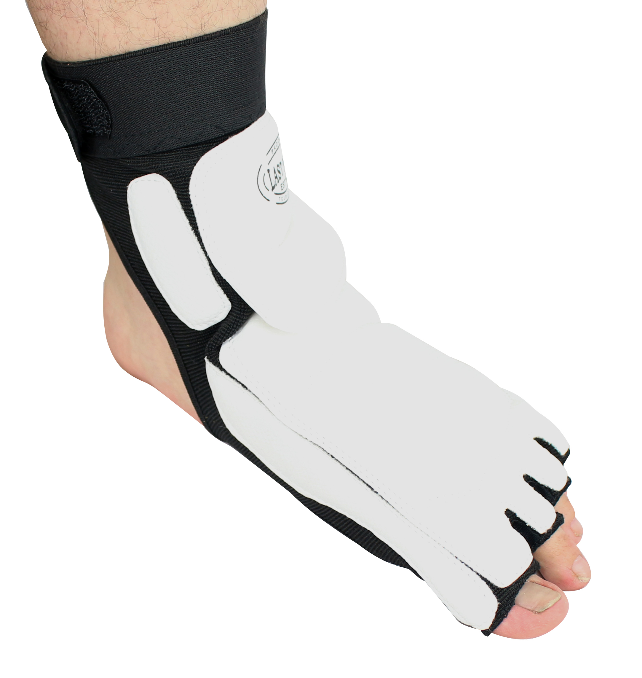 Pair of Last Punch Taekwondo Foot Ankle Support Protector Fighting Foot Guard kick Boxing foot wear