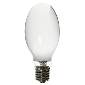 MV175/DX/ED28 175-Watt Mercury Vapor H39 Bulb E39 Mogul Coated ()