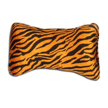 Nail Hand Arm Wrist Holder Cushion Bone Shape Leopard Printed Manicure Hand Rest Pillow Salon Beauty Tool Random Color - image 5 of 9