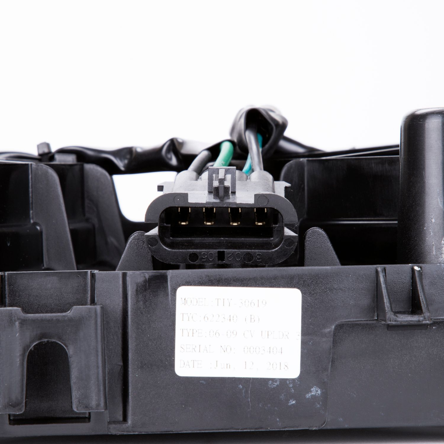 TYC 622340 Cooling Fan Assembly 622340