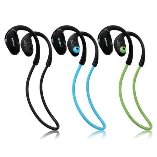 Mpow Cheetah Sport Bluetooth 4.1 Wireless Stereo Headphones Black Bluetooth Headphone
