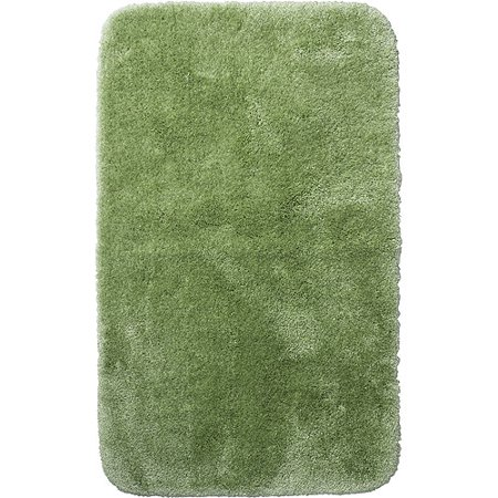 Better homes and gardens 24 x 40 bath rug olive burst - Better homes and gardens bathroom rugs ...