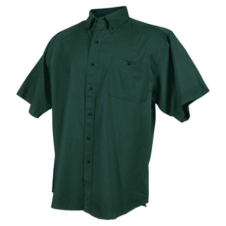 Tri-Mountain Men's Big And Tall Twill Dress Shirt
