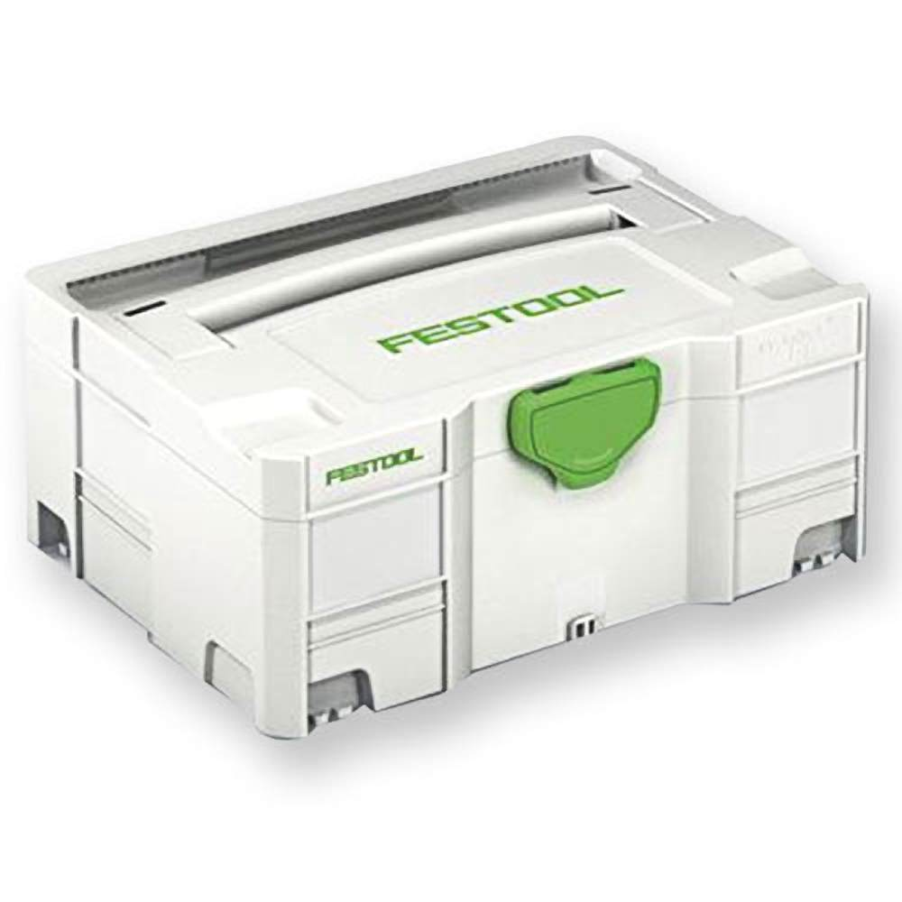 Festool 497564 Systainer Sys 2 Tool And Accessory Storage Unit by