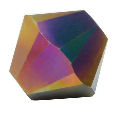 Swarovski Crystal, #5328 Bicone Beads 6mm, 20 Pieces, Crystal Rainbow Dark 2X 6mm Wholesale Swarovski Crystal Beads