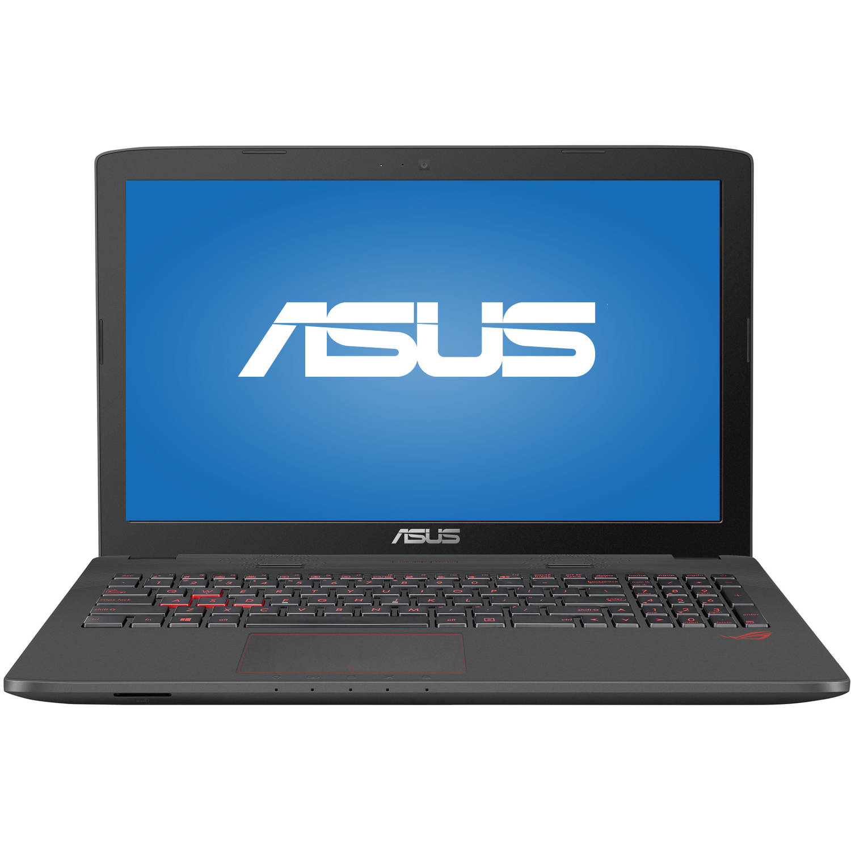 "ASUS Metallic 17.3"" GL752VW-DH74 Laptop PC with Intel Core i7-6700HQ Processor, 16GB Memory, 1TB Hard Drive and Windows 10"