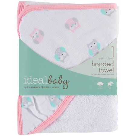 Best ideal baby by the makers of aden + anais Hooded Towel, Owls deal