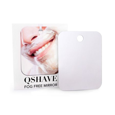 QSHAVE Fogless Shower Mirror Large Size with Suction Hook and Adhesive Hook P... (Lager Suchen)