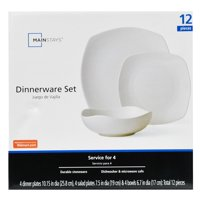Mainstays Dinnerware Sets - Walmart.com