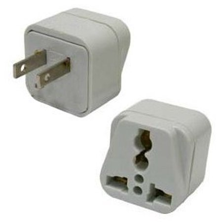 Universal to North American Wall Plug Adapter
