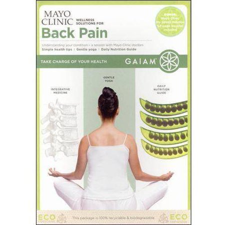 Mayo Clinic Wellness Solutions For Back Pain  Full Frame
