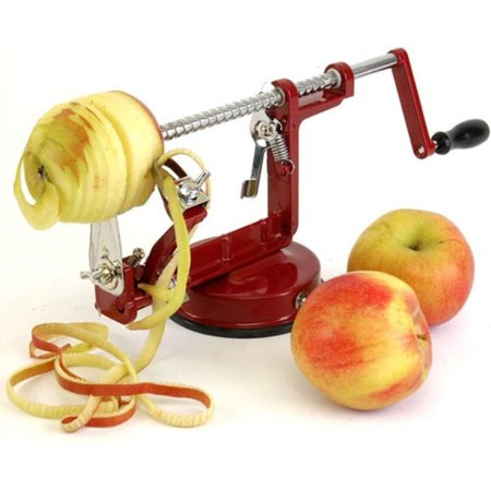 Jeobest Apple Peeler Slicer & Corer / Peel, Slice & Core W/ Suction Base for Everyday Kitchen Use MZ
