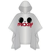 Disney Youth Mickey Family Rain Poncho