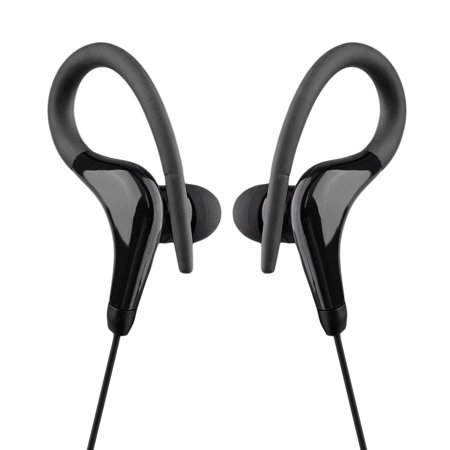 Ear Hook Sports Running Headphones KY-010 Running Stereo Bass Music Headset - image 1 of 5