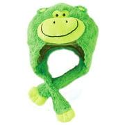 Premium Plush Hat Neonz Neon Green Monkey