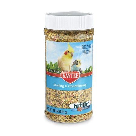 Forti-Diet Pro Health Molting and Conditioning for All Pet Birds, 11-oz jar, Provide at all times during molting, breeding and while feeding young. By (Best Rss Feed For Podcast)