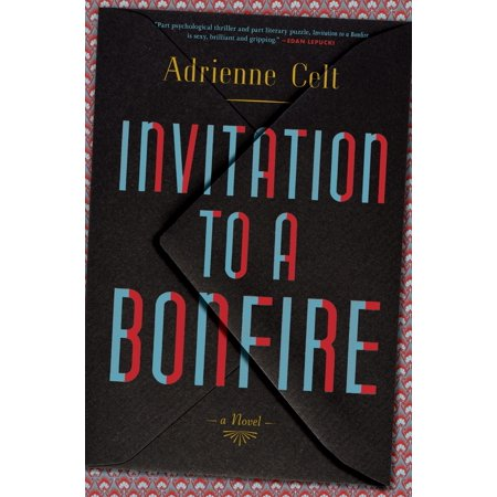 Invitation to a Bonfire - Birthday Bonfire