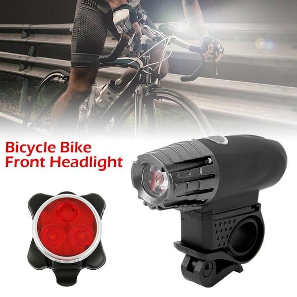 USB Rechargeable Rainproof Super Bright LED Bike Riding Warning Tail Light HOT