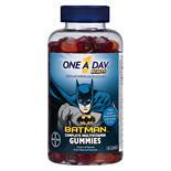 One A Day Kids Batman Gummies 180.0 ea (pack of 1)